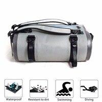 Большой 40L 60L 90L Мотоцикл Хвост сумка водостойкий рюкзак водонепроницаемая спортивная сумка дорожная сумка для подводного плавания и подвод