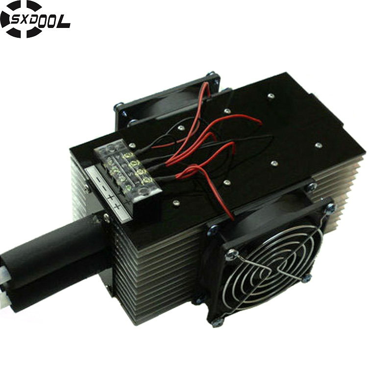 SXDOOL Cooling!The DIY electronic Peltier Module refrigerator DC chiller CPU auxiliary water-cooled 240W super refrigeration special offer xd 2030 refrigeration unit module semiconductor cooling chiller refrigeration unit 240w