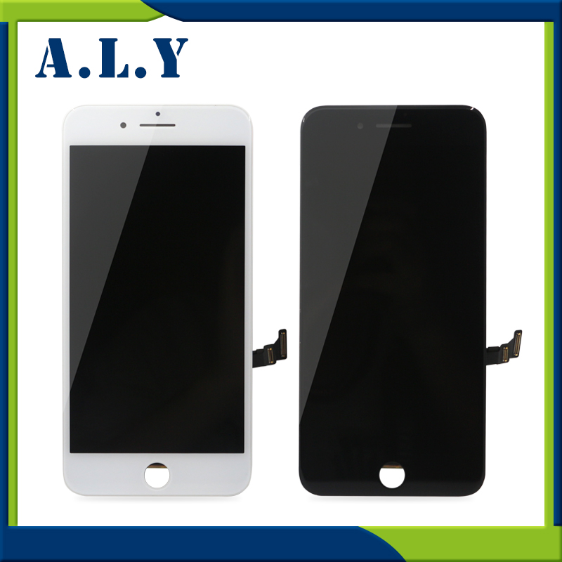 10pcs/lot A++ qualityNo Dead Pixel LCD For iPhone 7 plus LCD Display Screen Digitizer Assembly Replacement DHL Free DHL Shipping