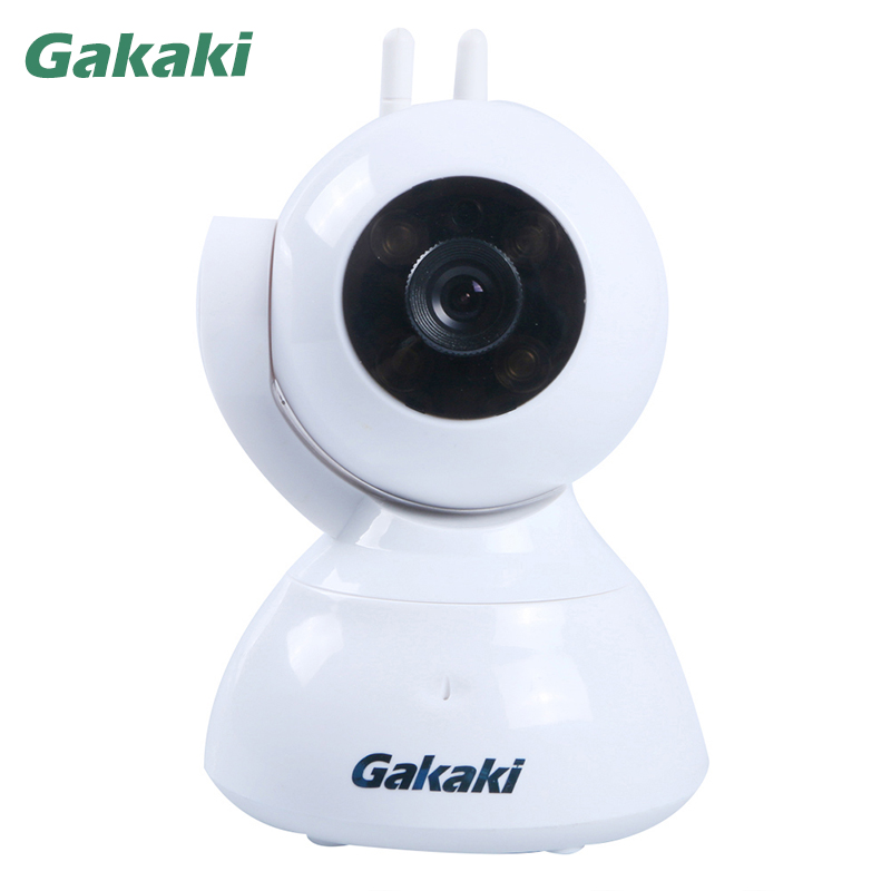 Gakaki Indoor HD 960P WiFi Wireless IP Camera Home Security Surveillance P2P Dual Antenna Onvif Night Vision CCTV Baby Monitor sdeter wireless security ip camera wifi home surveillance 720p night vision cctv camera ip onvif p2p baby monitor indoor webcam