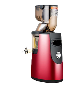 Image 4 - Exprimidor de alta velocidad de 37R/min 150w con puerto de alimentación de diámetro grande Extractor de zumo de RM 613