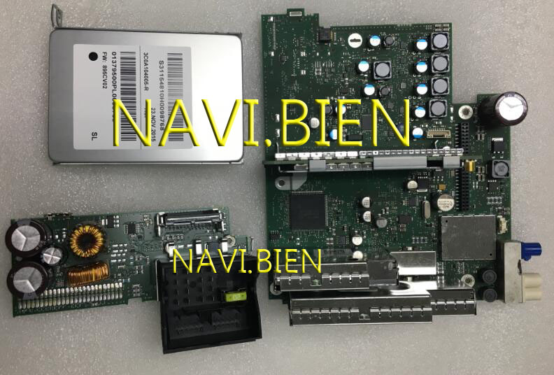 Стерео материнская плата RNS510 с твердотельный диск IDE флэш-диск для обновления радио не inclued панели навигации