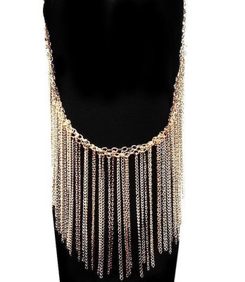 Hot new statement gold striped leg chains, fashion chain Body knee chain, super sexy jewelry, body chain, free shipping