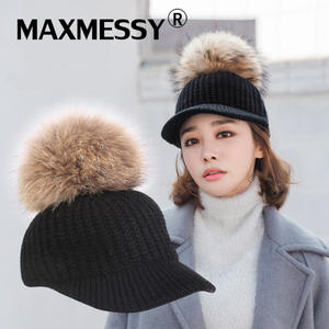 02e91b518c5 top 10 largest winter women beanies pompom cap hat list