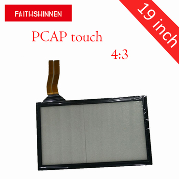19'' inch 4:3 projected usb capacitive touch screen panel for touch monitor/ touch display
