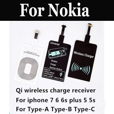 2019 Hot Sell Universal Phone Charge Wireless Charging For <font><b>Nokia</b></font> 5 3 6 2 8 7 3.1 5.1 3.1 1 2.1 8 Sirocco 6.1 7.1 6.1 7 Plus <font><b>8.1</b></font> image