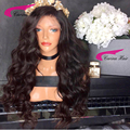 8A 180% Density Unprocessed Virgin Brazilian Full Lace Wig /Lace Front Wig Body Wave Glueless Full Lace Human Hair Wigs