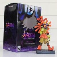 15 cm Zelda majora Maskesi 3D Kafatası Kid PVC Action Figure Koleksiyon Model Oyuncak ücretsiz kargo