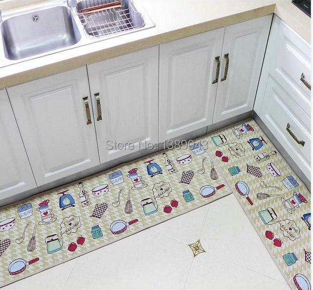 Grosir Jepang Khusus Bantal Anti Slip Mabuk Karpet Dapur Tikar Pintu Jalur