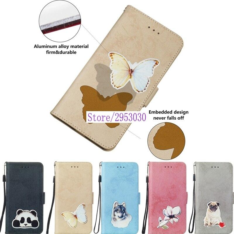 For Huawei Nova 2i Nova2i RNE-L21 5.9 Inch Luxury Phone Wallet PU Leather Case Flip Back Cover Bag For Huawei Nova 2i Case