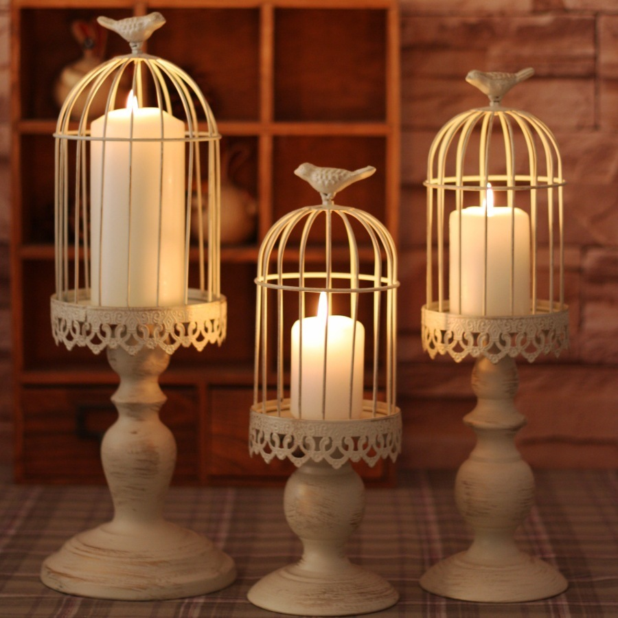 white moroccan lantern promotion shop for promotional white hand made white moroccan decor vintage metal candle lanterns candelabra bird cage decoration for wedding