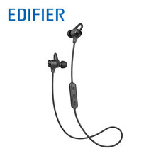 EDIFIER W280BT Bluetooth Earphones In-ear Wireless headset IPX4 Enclosure Rating Sports Earphone BT V4.1 Dual Battery Design(China)