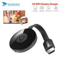 Mini TV Stick Full HD 1080P Wireless Display Miracast Airplay Mirror Dongle Tv Stick For Netflix