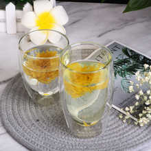 Double Wall Glass Cup Beer Whiskey Champagne Coffee Wine Glasses Tea Cups Drinkware