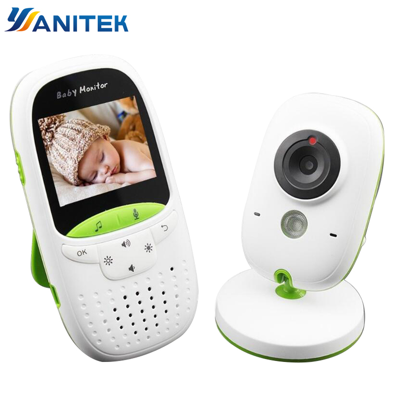 Baby Monitor Wireless Audio Video Baba Electronic Portable Intercom Babyfoon Camera BeBe Nanny Walkie Talkie Babysitter VB602
