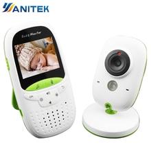 Intercom Camera Bebe Video-Baba Baby-Monitor VB602 Walkie-Talkie Nanny Audio Portable