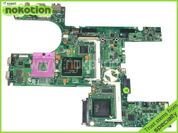 laptop motherboard for HP 6510B 446904-001 INTEL 965GM GMA X3100 DDR2 Mainboard free shipping free shipping 448434 001 la 3491p laptop motherboard for hp 530 intel i945gm integrated gma 950 ddr2 100