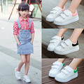 2016 winter Spring  Small Children Canvas Shoes For Kids Baby  Canvas Shoes Girls Flat Sneakers Low Casual School Students Shoes