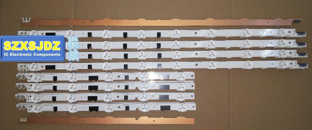 L8 7 R5 7 LED Backlight Lamp Strip 13 led For SamSung 40 D2GE 400SCA