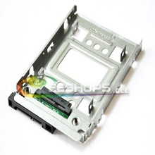 New for HP Dell Server 2.5 to 3.5 inch SATA 3 SAS HDD SSD Solid State Hard Disk Drive Hot-Swap Carrier Caddy Tray Adapter Case