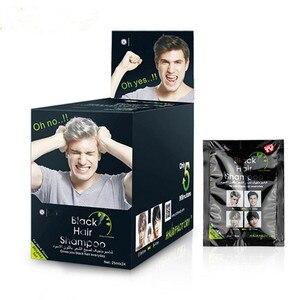 10 шт./компл. Dexe Black Hair Shampoo, краска для волос, 5 минут, белая, быстро переходит к черному, мелки для временного нанесения краски для волос