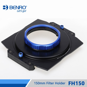 Image 3 - Benro FH150 150mm Filter System Holder ND/GND/CPL Professional Filter Holder Support For Camera Lens DHL Free Shipping