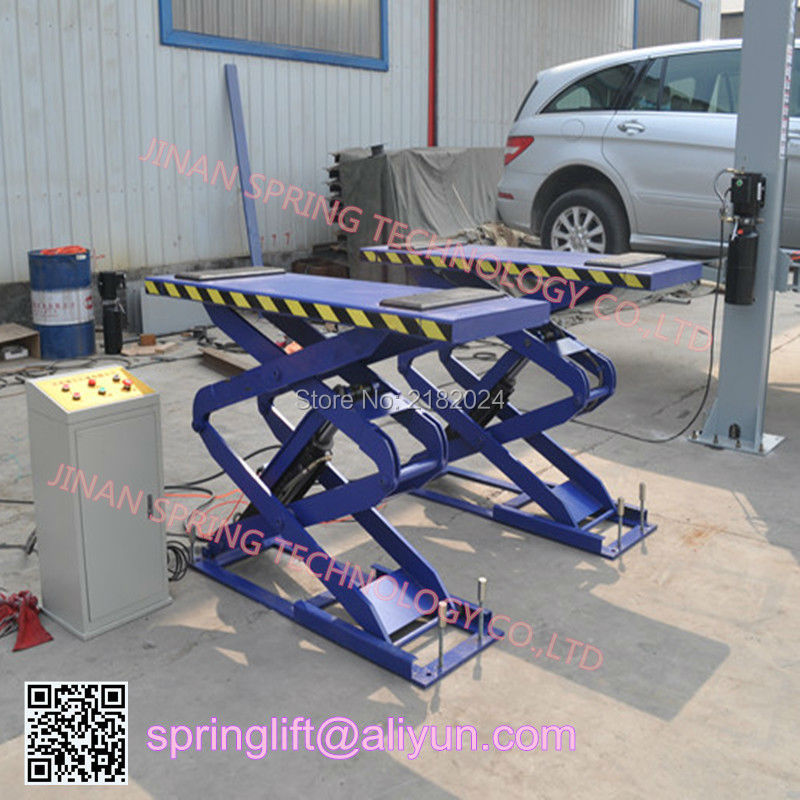 2019 Cheap Auto Lifter Car Lifting Machine Auto Repair Maintenance