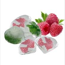 500pcs/lot single diamond shaped ice mold Silicone Ice Cube Tray Mold Maker Ice Cream Mold Maker Ice Mould DHL Free
