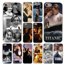 Titanic filme Caso de Telefone para Apple iPhone 4 Lavaza 4S 5C 5S SE 6 6 S 7 8 Plus 10 X Xr Xs Max 7 6 Plus Plus(China)