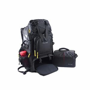 Image 4 - Sac à dos universel pour appareil Photo DSLR, sac de voyage de grande capacité pour appareil Photo numérique Canon/Nikon