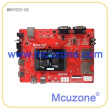 AT91SAM9G25, MDK9G25 development KIT, 400MHz CPU, 128MB DDR2, Ethernet, USB HighSpeed, LINUX