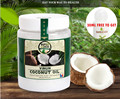 500ML VIRGIN Coconut Oil Extract Cold Pressed Natural Healthy Oil for Aromatherapy Hair&Skin Care /Makeup Remover/Body Message