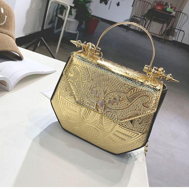 Handbags PU Patchwork...