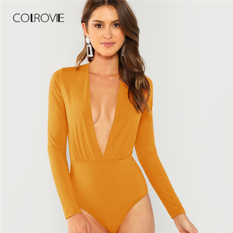 b890941df6 Buy deep plunging bodysuit and get free shipping on AliExpress.com