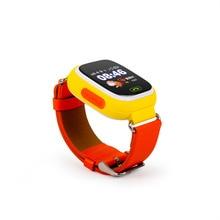 Luxury Smart Watch For Child Guard GSM GPRS GPS WIFI Location Tracking Anti Lost Monitor SOS Call Wristwatch Digital-watch