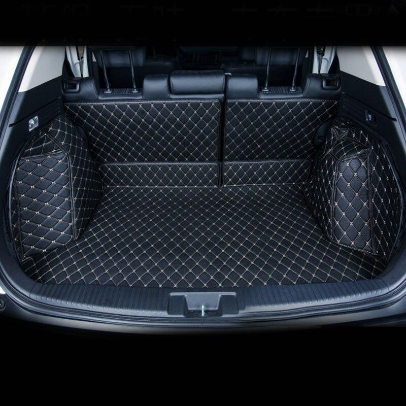 TENGRUI Custom Cargo Liner Car Trunk Mat for Audi A1 A3 A4 A4l A5 A6 A6L A7 A8 Q3 Q5 Q7 S and RS series Auto Trunk Mats
