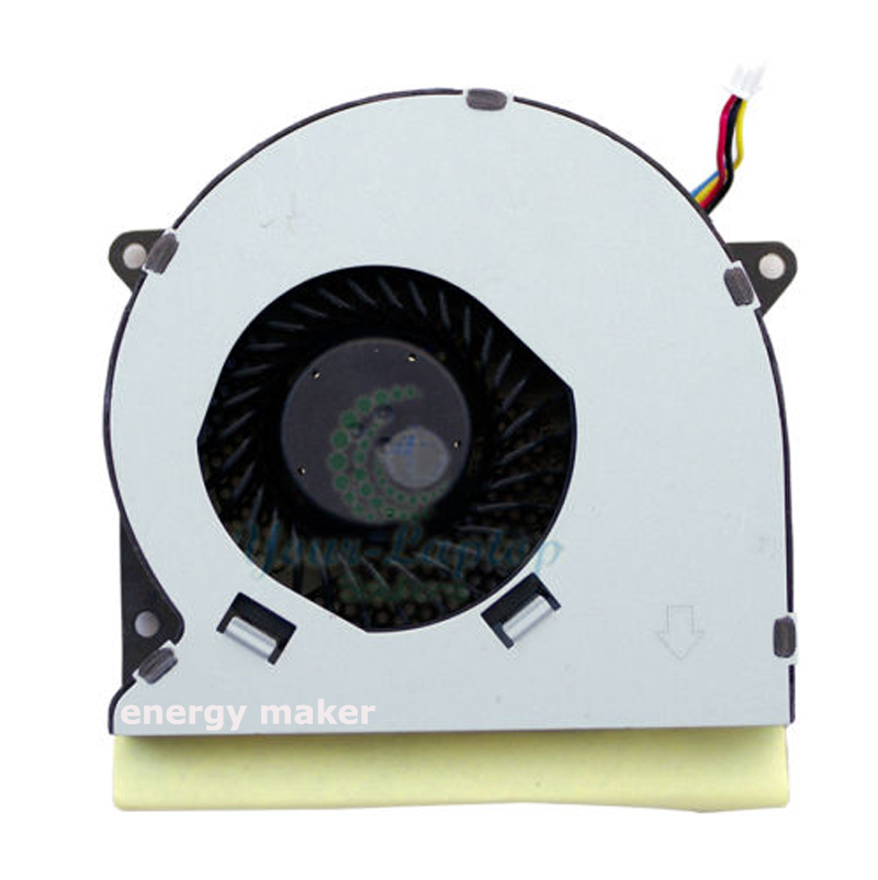 computer Processor radiator blower heatsink cooler fan For ASUS G55 G55VW G55VM laptop CPU Cooling original for asus laptop heatsink cooling fan cpu cooler k52 k52j a52j a52j x52j cpu heatsink