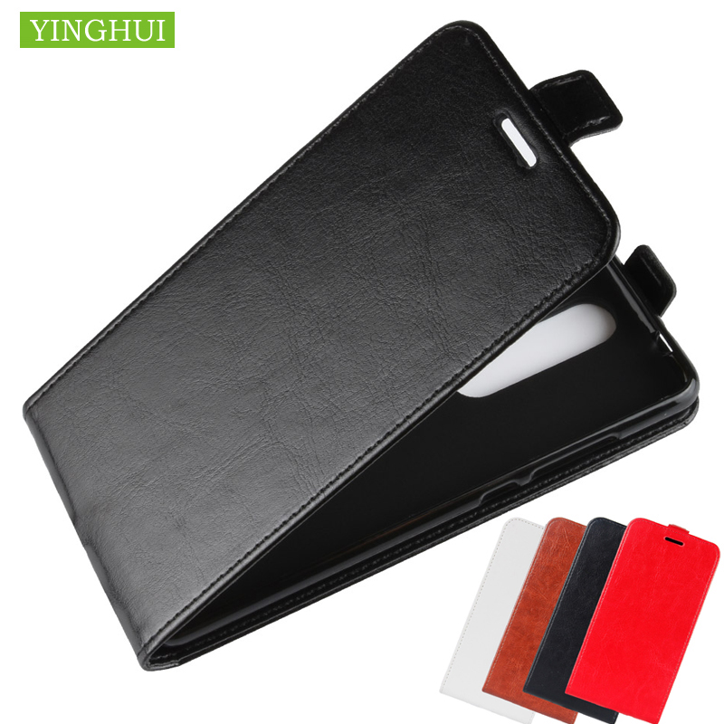 YINGHUI For Nokia <font><b>5</b></font> <font><b>2018</b></font> Case Flip Leather Case Vertical Phone Cover With Card Holder For Nokia <font><b>5</b></font>.1 protective case Cover image