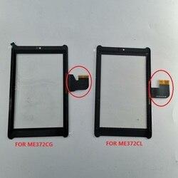 """7 """"ekran dotykowy szkło Digitizer części zamienne do Asus Fonepad 7 ME372CG ME372 K00E Fonepad 7 LTE ME372CL K00Y w Ekrany LCD i panele do tabletów od Komputer i biuro na"""