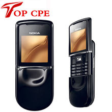 Original unlocked Nokia 8800 sirocco 128MB cell phone Russian arabic english Keyboard 8800S 8800SE Refurbished Mobile phone