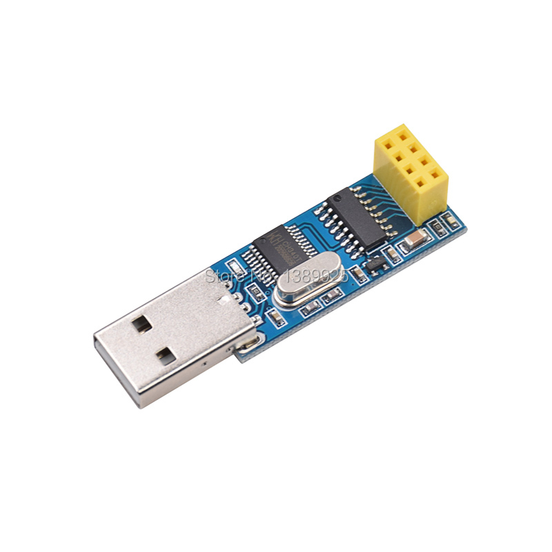 USB Wireless Serial Port Module Serial Port To NRF24L01