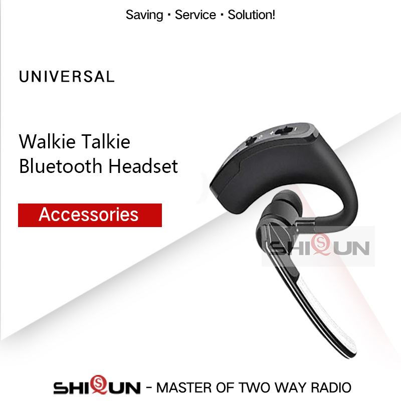 Auricular inalámbrico Walkie Talkie Bluetooth para auriculares Motorola KENWOOD auriculares Baofeng UV 5R UV 82 auriculares Baofeng Accesorios-in Walkie-talkie from Teléfonos celulares y telecomunicaciones on AliExpress - 11.11_Double 11_Singles' Day 1