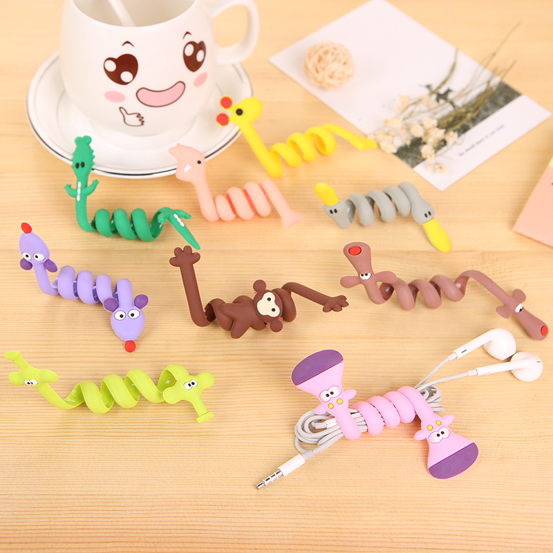 Cartoon-Earphone-Cable-Winder-Protector-Wire-Cord-Organizer-protetor-de-cabo-for-iPhone-Computer-PC-cable (1)