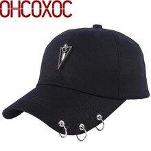 Nuevo diseño de la novedad sombreros para mujeres y gorras de los hombres  de metal con 0090a551415