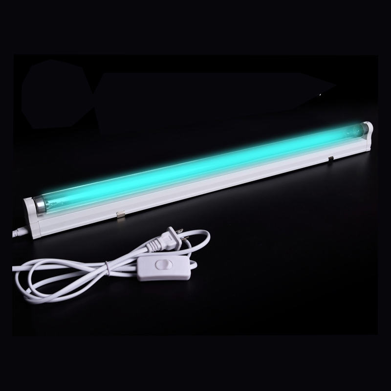 Ultraviolet Lamp 8W UV Germicidal Lamp T5 UV Quartz Linear Lamp Ozone Sterilization Disinfection Tube Bulb For Sterilization in Ultraviolet Lamps from Lights Lighting