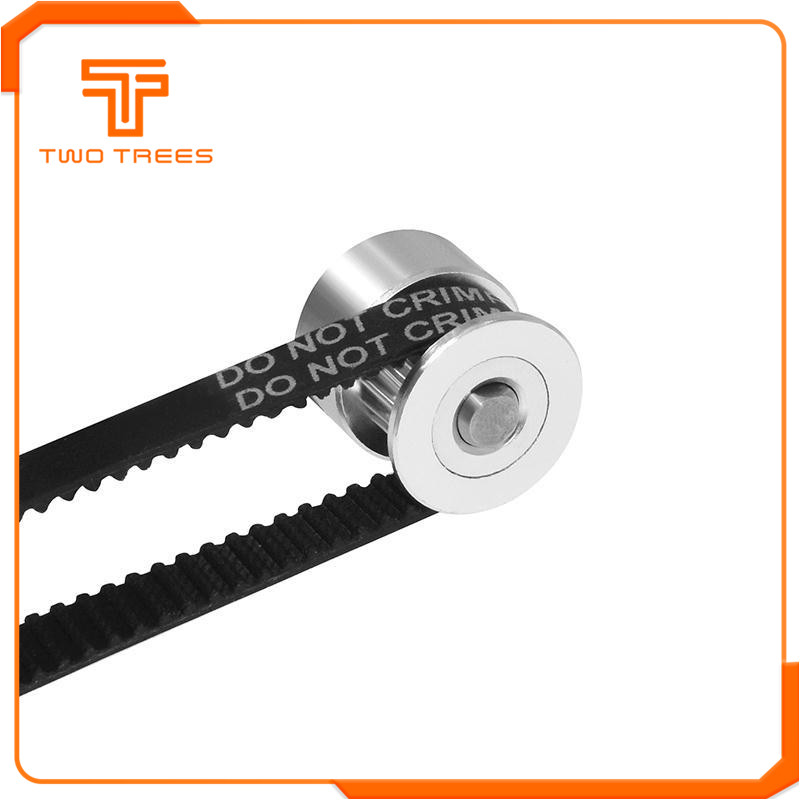 GT2 Timing Belt Pulley with 20/60 Teeth as 3D printer accessories 1