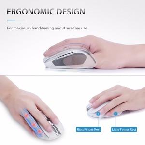 Image 3 - VicTsing Senza Fili 2.4G Del Mouse Mobile Mouse Ottico con Ricevitore USB 5 DPI Regolabile Livello 6 Bottoni per Notebook PC
