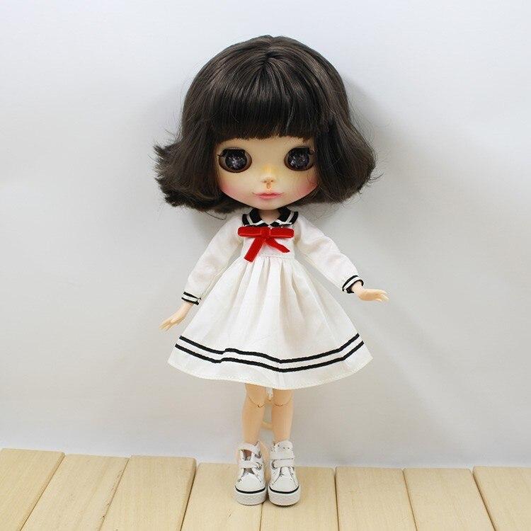 Neo Blythe Doll Sailor Suit 2