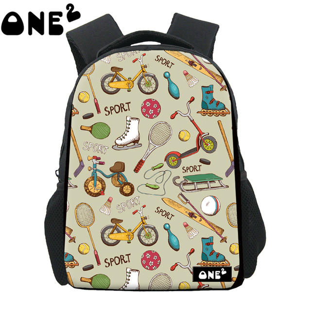 8ec49f6ecbf3 ONE2 design most popular cartoon cute fancy school bag backpack for children  kids girls boys students