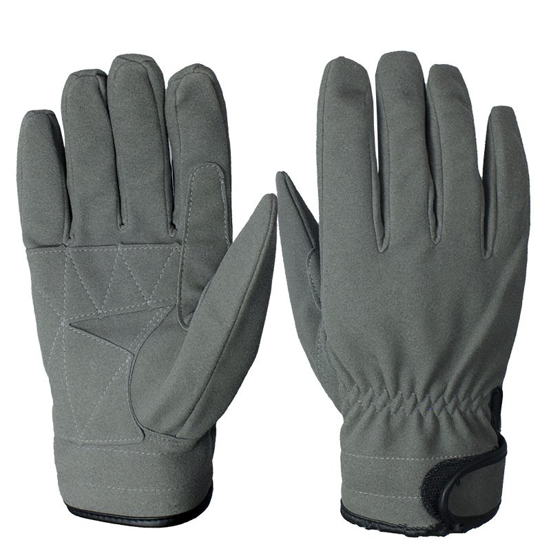 ФОТО Best-selling super fiber gloves labor protection supplies non slip